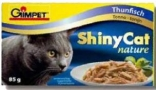 Gimpet ShinyCat Nature тунец 0,085 кг