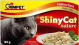 Gimpet ShinyCat Nature курица 0,085 кг