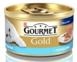Консервы Gourmet Gold Duo Тунец/мусс, 85 гр